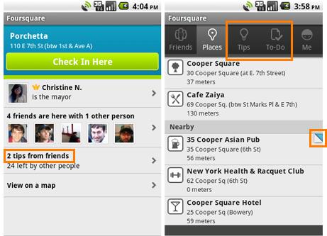 forsquare Foursquare: Dobra strana geolokacijskih društvenih mreža