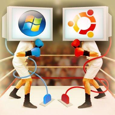 winvslinux2 Da li je uspjelo i da li će uspjeti? Prelazak sa Windows operativnih sistema na Linux