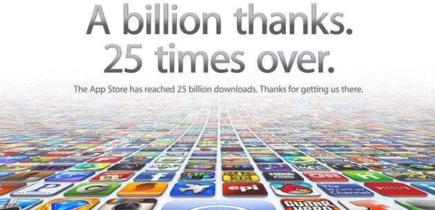 AppleAppStore25Billion