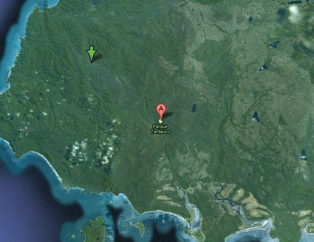 Cile 10 mjesta koja nisu dozvoljena da se vide na Google Maps u