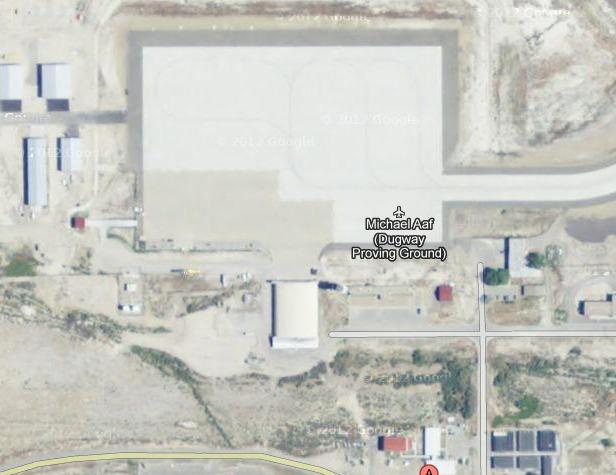 UTAH 10 mjesta koja nisu dozvoljena da se vide na Google Maps u