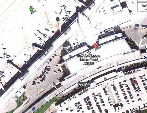 buffalo niagara 10 mjesta koja nisu dozvoljena da se vide na Google Maps u