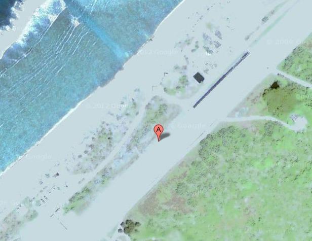 japan aerodrom 10 mjesta koja nisu dozvoljena da se vide na Google Maps u