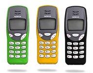 nokia3210 Lista najprodavanjih mobilnih telefona u historiji