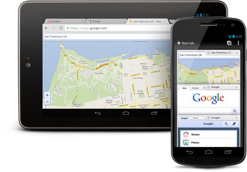 Chrome Android Google Chrome na Androidu izašao iz beta faze, od sada dostupan svima