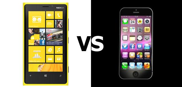Lumia920VSiPhone5