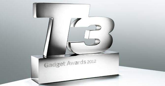 T3 Gadget awards