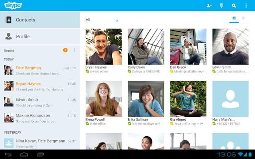 Skype 3.1 za Android