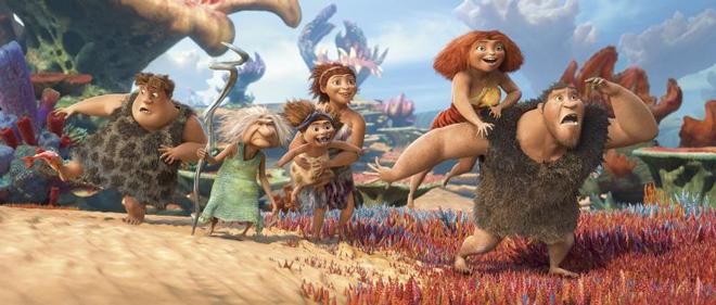 DreamWorksCroodsScena