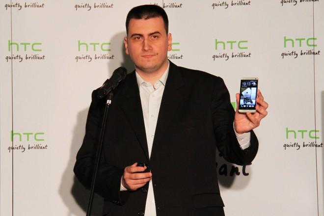 HTC One Sarajevo 1