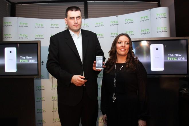 HTC One Sarajevo 2