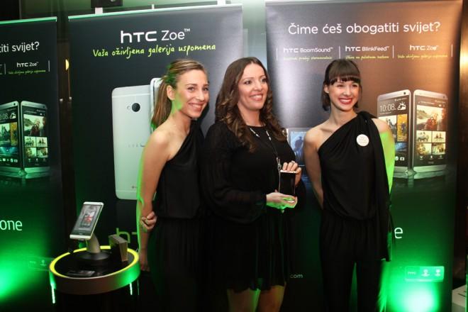 HTC One Sarajevo
