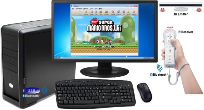 How to connect Wiimote to PC